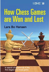 How Chess Games are Won and Lost