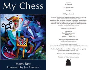 My Chess by Hans Ree. Photo ©