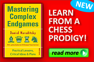 New in Chess Naroditsky Mastering Complex Endgames Banner