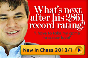 NIC Magazine What's Next for Carlsen?