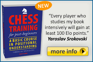 NIC Chess Training for Post-Beginners