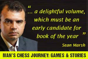 Chess and Bridge Ivan Sokolov Book