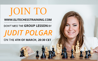 ELite Chess Training Judit Polgar