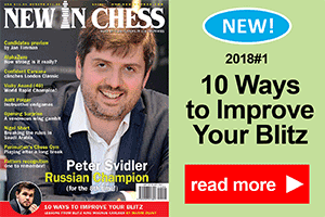 New in Chess Magazine 2018 issue 1