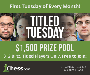 Chess.com Titled Tuesday