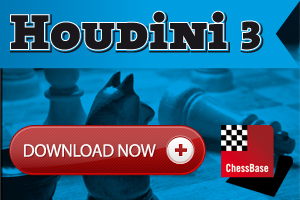 Houdini Download from ChessBase