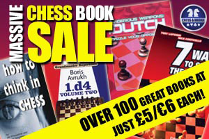 Chess and Bridge Sale