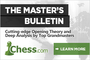 Chess.com Masters Bulletin