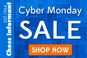 Chess Informant Cyber Monday