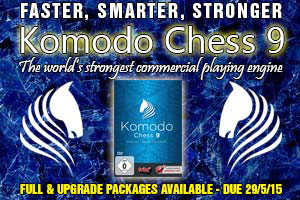 Chess and Bridge Komodo