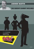 The Queen's Gambit Declined; DVD; Andrew Martin; ChessBase 2011