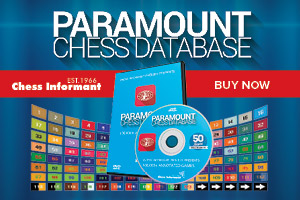 Chess Informant Paramount DB