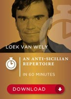 An Anti-Sicilian Repertoire in 60-minutes; Loek van Wely; Download; 2012