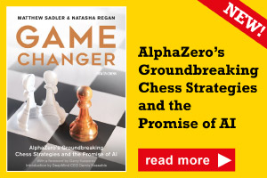 Game Changer, the Book on AlphaZero launched today   The
