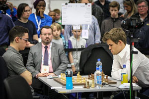 41st Olympiad Tromso 2014   The Week in Chess